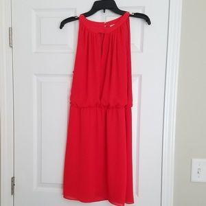Greylin halter dress